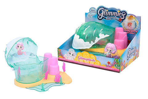 GLIMMIES AQUARIA GLIMSPLASH ΜΕ ΚΟΥΚΛΑ (GLA03010)