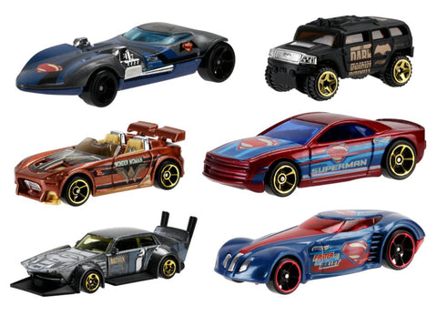 AYTOKIN HOT WHEELS DC - BATMAN VS SUPERMAN (DJL47)