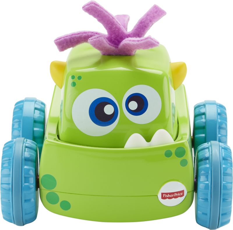 Fisher Price Οχηματάκια Press & Go (DRG16)