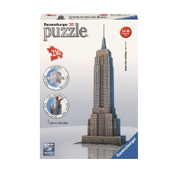 3D Παζλ Empire State Building (12553)