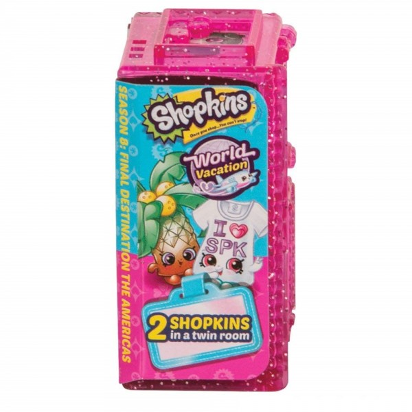 Shopkins S8 World Vacation 2 τεμ. (ΗΡΚΑ3000)