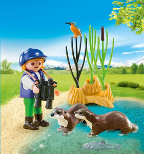 Playmobil Special Plus Παιδάκι Με Ενυδρίδες (5376)