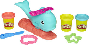 Playdoh Wavy The Whale (E0100)