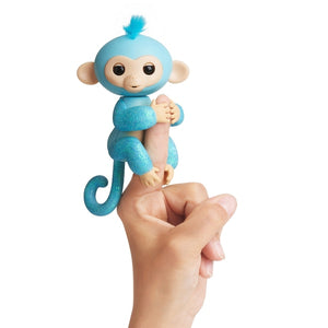 FINGERLINGS MONKEYS GLITTER AMELIA (3700)