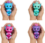 WowWee Fingerlings Baby Dragon-4 Σχέδια (3580)