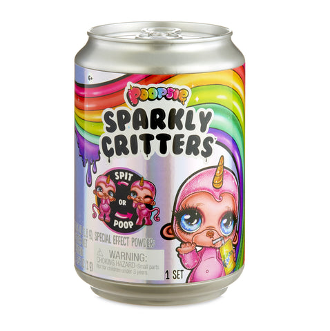 POOPSIE SPARKLY CRITTERS ΜΟΝΟΚΕΡΑΚΙΑ (PPE09000)