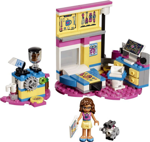 Lego Friends Olivia's Deluxe Bedroom (41329)
