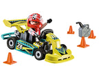 Playmobil Action Bαλιτσάκι Go-Kart (9322)