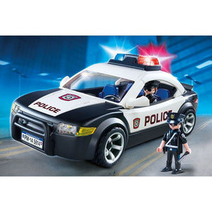 Playmobil City Action Περιπολικό όχημα αστυνομίας (5673)