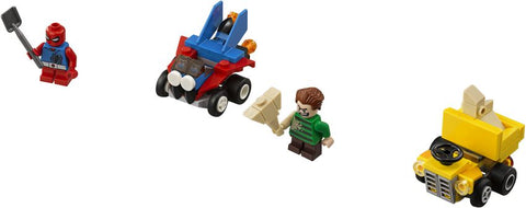 Lego Mighty Micros: Scarlet Spider vs. Sandman (76089)