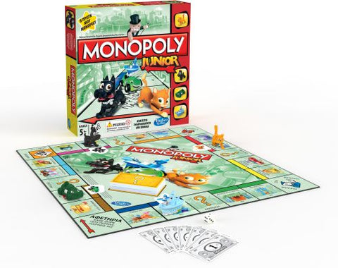 Monopoly Junior (A6984)
