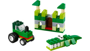 Lego Classic Green Creativity Box (10708)
