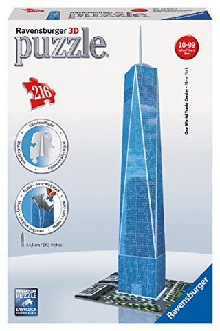 3D Παζλ New World Trade Center (12562)