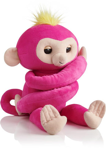 WowWee Fingerlings Monkey Hugs-Αγκαλίτσας (I3532)