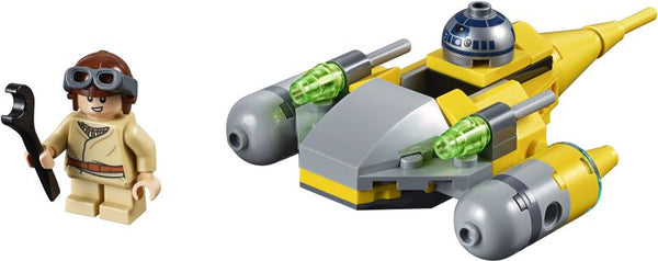 LEGO Star Wars Naboo Starfighter™ Microfighter (75223)