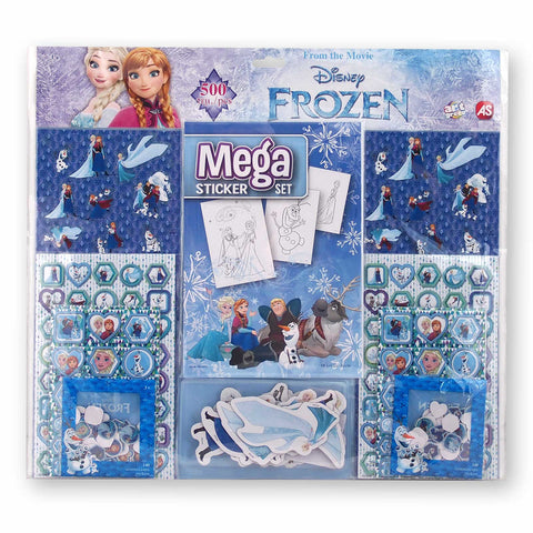 Αυτοκόλλητα Mega Sticker Set Frozen (1090-08082)