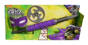 Teenage Mutant Ninja Turtles MOVIE 2 COMBAT GEAR (TUV27111)