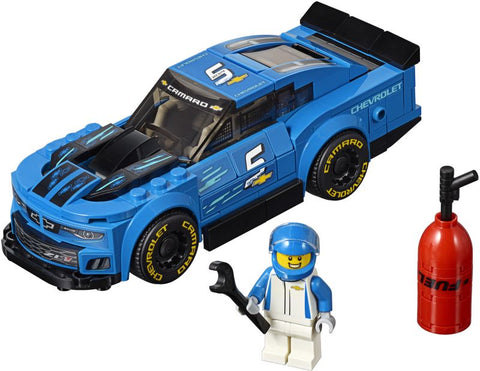 LEGO Speed Champions Chevrolet Camaro ZL1 Race Car (75891)