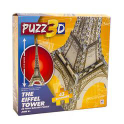 PUZZLE 3D Eiffel Tower (NT301000)