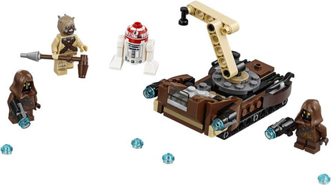 Lego Star Wars Tatooine™ Battle Pack (75198)