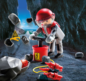 Playmobil Special Plus Πυροτεχνουργός (9092)