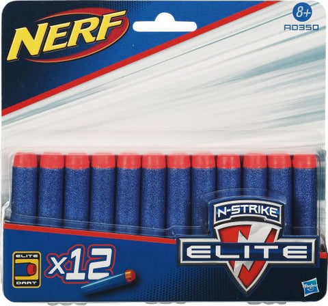 NERF N-Strike Elite 12 Pack Refill (A0350)