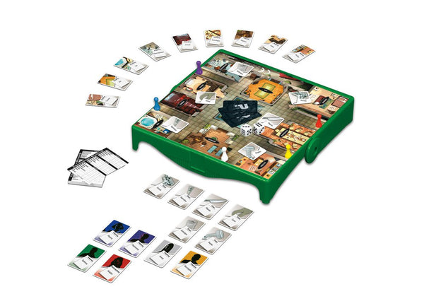 CLUEDO GRAB AND GO TRAVEL (B0999)