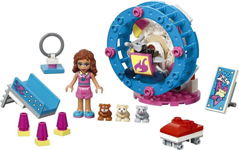 LEGO Friends Olivia's Hamster Playground (41383)