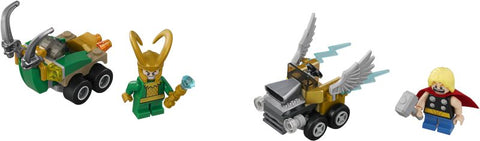 Lego Mighty Micros: Thor vs. Loki (76091)