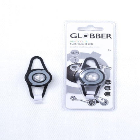 Globber Flash Light Led Black (522-120)