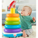Fisher-Price Giant Rock-A-Stack Μεγάλη Πυραμίδα (GJW15)