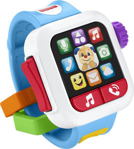 Fisher Price Laugh & Learn Εκπαιδευτικό Smartwatch (GMM41)