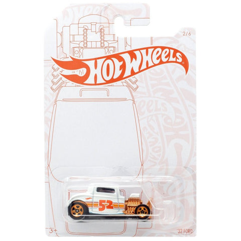 HOT WHEELS Pearl And Chrome (GJW48/GJW49)