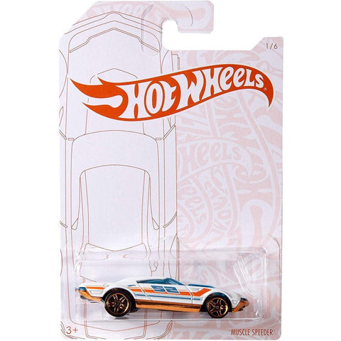 HOT WHEELS Pearl And Chrome (GJW48/GMR82)