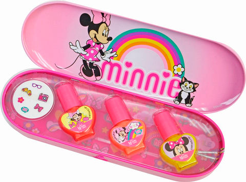 Markwins Minnie Mouse Nail Tin (1599039E)