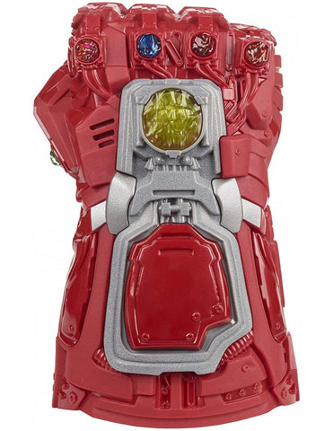 Marvel Avengers: Endgame Red Infinity Gauntlet Electronic Fist Ηλεκτρονική Γροθιά (E9508)