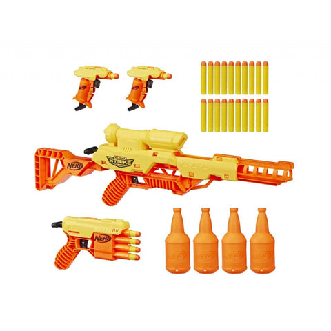 Hasbro Nerf Alpha Strike Battalion Set (E8444)
