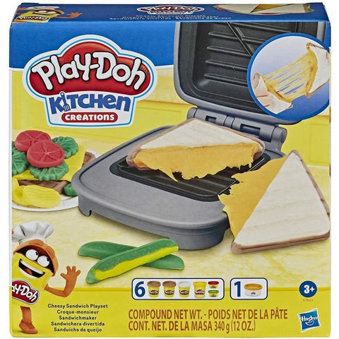 Play-Doh Grilled Cheese Playset (E7623)
