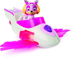 Paw Patrol Mighty Pups Super Paws - Skye Deluxe Vehicle (20115478)