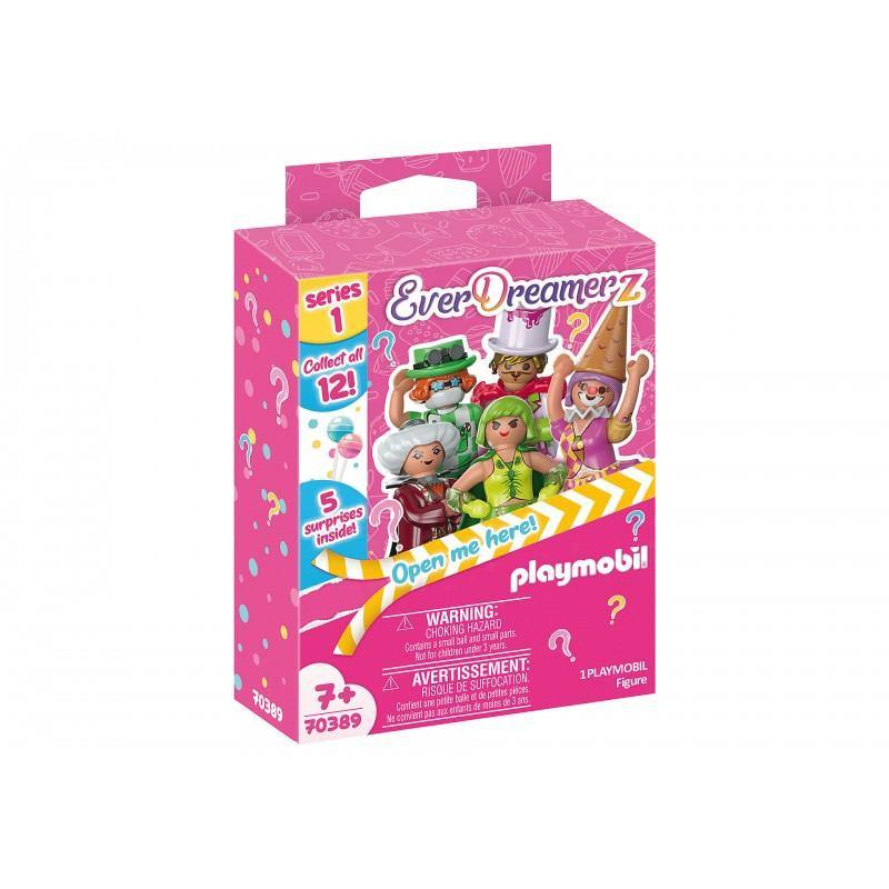 Playmobil EverDreamerz Surprise Box Candy World (70389)