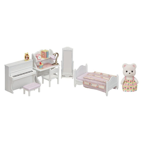 Sylvanian Families: Kids Bedroom Set (5377)