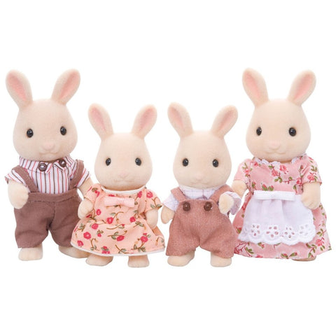 Sylvanian Families: Milk Rabbit Family (4108)