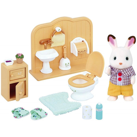 Sylvanian Families: Chocolate Rabbit Brother Set (5015)