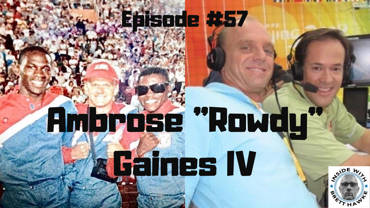 Ambrose Rowdy Gaines IV