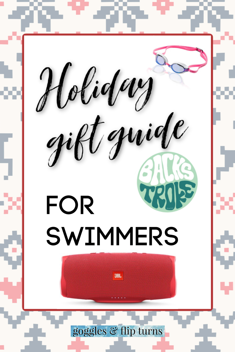 2019 Swimmer Holiday Gift Guide