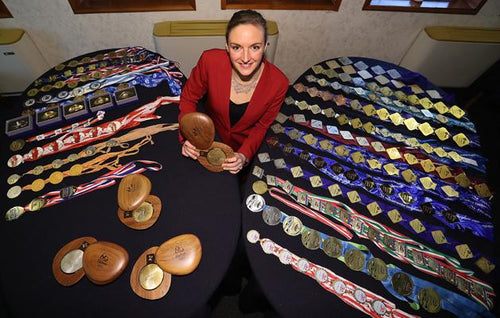 Katinka Hosszu: SWIMNERD Female Swimmer of the Year