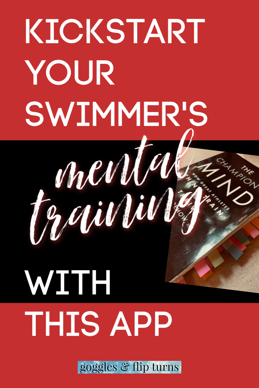 Kickstart swimmer's mental training with this app