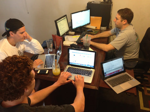 Swimnerd War Room
