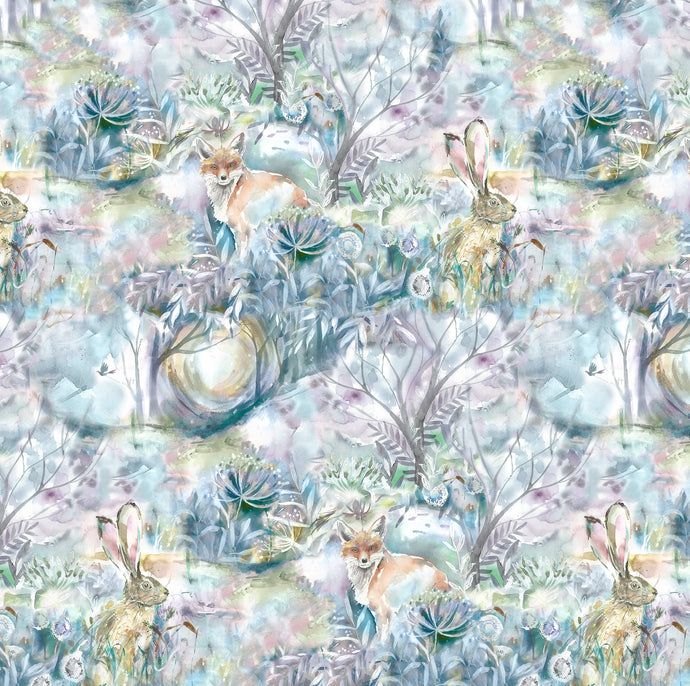 Pattern of the Moment: Fox and Hare