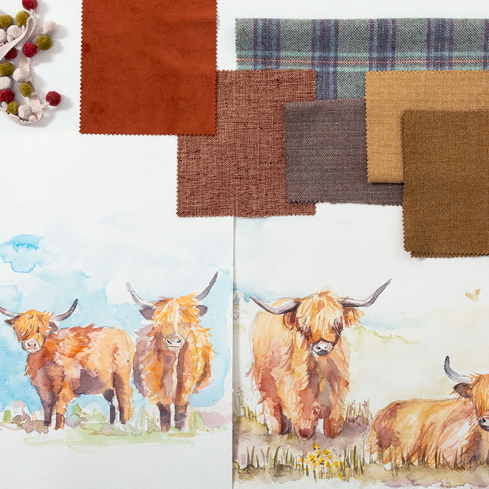 Pattern of the Moment: Heilan Herd